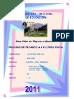 Informe de Los Pantanos de Villah