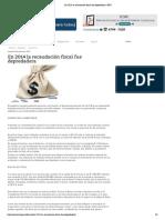 -- En 2014 la recaudación fiscal fue depredadora _ EPT