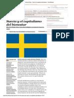 Mauricio Rojas - Suecia y El Capitalismo Del Bienestar - Libre Mercado