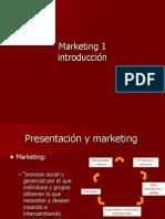 Introducción al Marketing 1