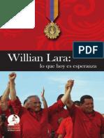 Willian Lara; Lo Que Hoy Es Esperanza