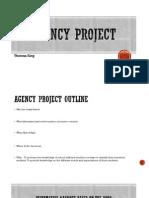 thomas agency project presentation pdf