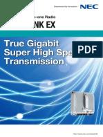 IPasolink EX Full Outdoor 70 80GHz