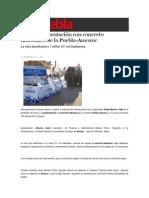04-04-2015 Sexenio Puebla - Inicia Pavimentación Con Concreto Hidráulico de La Puebla-Amozoc