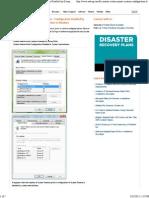 System Restore Registry Edit
