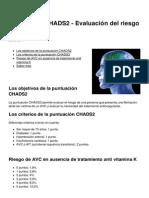 Puntuacion Chads2 Evaluacion Del Riesgo de Avc 4129 Mv2hs2 (2)