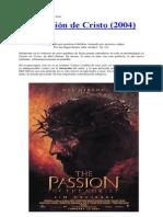 La Pasión de Cristo 2004