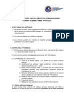 Normas de Estilo Para Artículos_Revista Conexión PUCP