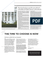 Jewish Voice for Peace ad on Israeli policy, The Hill 5/8/15