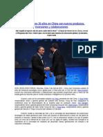 Intel conmemora 30 años en China con nuevos productos, inversiones y colaboraciones
