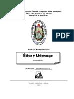Texto Etica y Liderazgo 2011