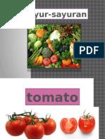Pp Sayur Sayuran