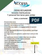 Anuncio Periodico Sala Access