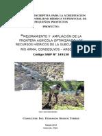 01 Estudio Hidrologico_acreditacion_arma_ 10 Marzo2015(Formato-7)