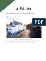 04-04-2015 TepeacaNoticias,Com - Inicia El Gobernador Moreno Valle , Construcción de La Carretera Puebla-Amozoc.
