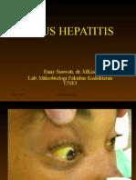Kuliah 13b. Kuliah Virus Hepatitis