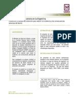 Morbilidad materna severa en la Argentina Prevención y calidad de la atención para reducir la incidencia y las consecuencias adversas del aborto