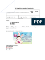 Diagnóstica Lenguaje CUARTO 2015.docx