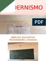 Análisis Asociativo Modernismo 4 b Eso Lengua 2 Evaluación