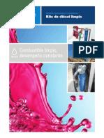 F111504 (09-13) Kits de Diésel Limpio