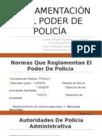 Reglamentación Del Poder de Policía