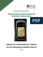 Manual Del GPS