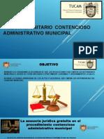 Tribunal Unitario Contencioso Administrativo Municipal