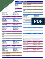 2015 - u16 First Division