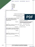 Mizera v. Google - Document No. 20