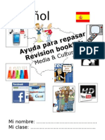Spanish GCSE Revision Booklet 1
