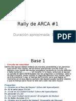 Rally de ARCA
