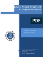 Proposal KP pt dirgantara indonesia.doc