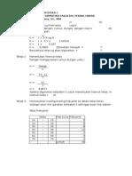 Jawaban Tugas Statistika I Sem Ganjil 2014-2015