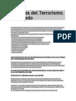 Víctimas Del Terrorismo de Estado