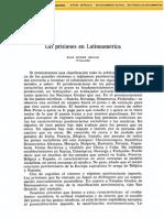 prisiones en latinoamerica