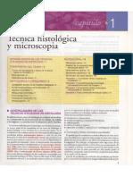 Técnica Histologica y Microscopia (1)