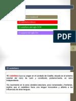 Formación Del Español (Medieval- Moderno)