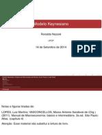 Anpec - Modelo Keynesiano