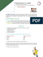 PLAN DE CLASE  ESPAÑOL 2015.docx