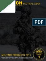 S.O.TECH 2015 Military Catalog