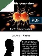Uretritis Gonorrhea