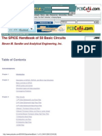 Electronic - The Spice Handbook of 50 Basic Circuits