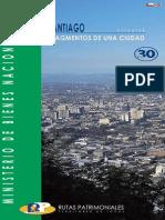 Santiago Fragmentos de Una Ciudad