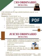 esquemas de proceso civil
