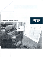3 Learn About Lean