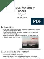Oedipus Rex Story Board