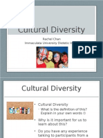 wic cultural diversity