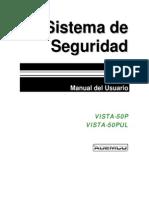 Manual Vista 50