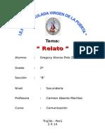 Virgen de La Puerta_ Gregory