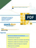 b016 1103 IFRS3 NIC 27 28 31 (seccion 9,14,15 y 19) año 2010 parte I